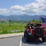 Flag Ride