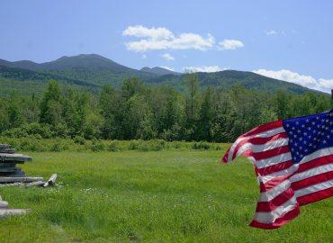 July Fourth Weekend Flag Run